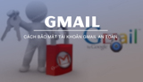How to secure a secure Gmail account