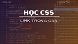 Learn links in CSS, syntax and examples