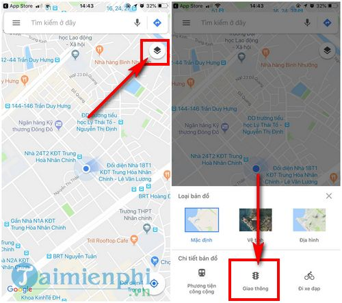 how to use google traffic to see traffic 2