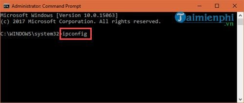 5 command prompt obtained by the user who knows 2