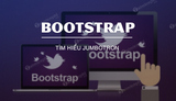 Jumbotron in Bootstrap, displaying content on the web