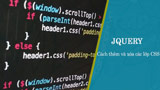 How to add and delete CSS classes with jQuery