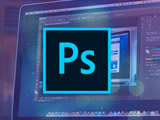 Instructions to delete text on photos in Photoshop