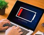 How to check the number of charges and bottle PIN laptop