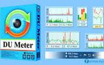 DU Meter - Monitor and monitor Internet usage on your computer