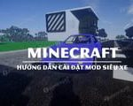 How to install Supercar Mod for Minecraft