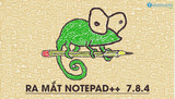 New in Notepad ++ 7.8.4