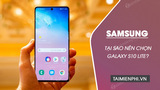 5 reasons why Samsung Galaxy S10 Lite is the best smartphone
