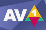 What is AV1 codec? where does it appear?