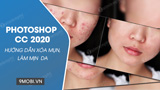 How to smooth skin with Photoshop CC 2020