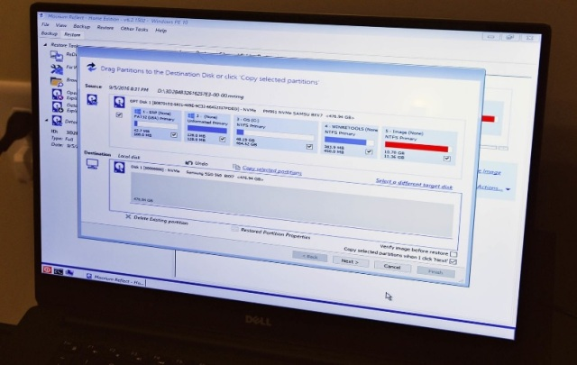 6 ways to convert data from a computer to a new computer 6