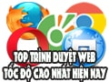 Synthesis of the best web browsers 2020, Google Chrome, Coc Coc, Firefox