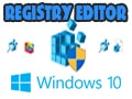 How to enter Registry Editor on Windows 10