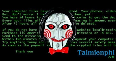 8 types of extortion virus are on the computer