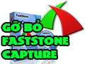 Uninstall Faststone Capture, delete FastStone Capture from Windows computer
