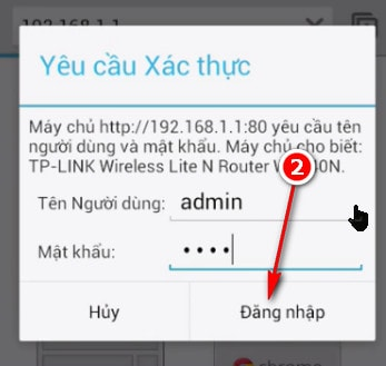 change wifi password with phone