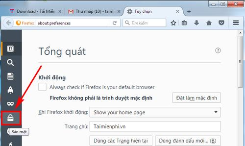 how to remove gmail password stored on firefox 2