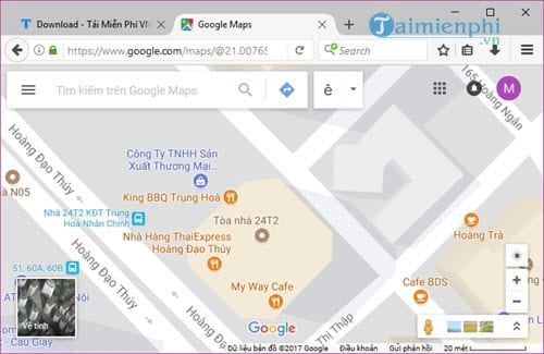 How to add google maps to your website 2