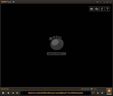 Use GOM Media Player to watch movies and listen to music