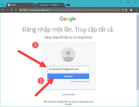 re-use gmail password