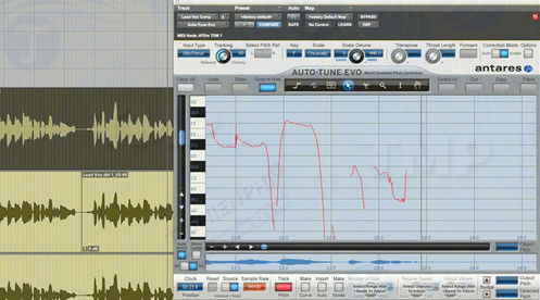 How to use auto tune to fix the hat or firmware 2.