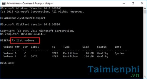security in the area by command prompt 5