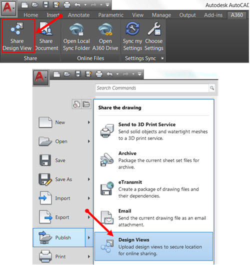 AutoCAD 2018 has something new at the beginning