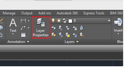 Lesson 3 set the layer in autocad 2