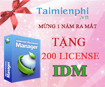 Download Free give IDM license