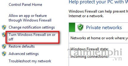 how to disable win win win 8.1.10