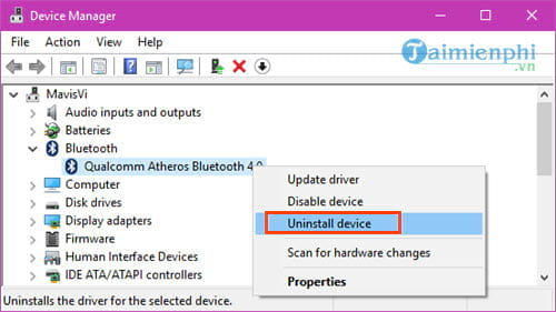 bluetooth laptop is a fault and method 6