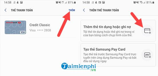 How to add a bank on Samsung Pay on Galaxy Note 9 3