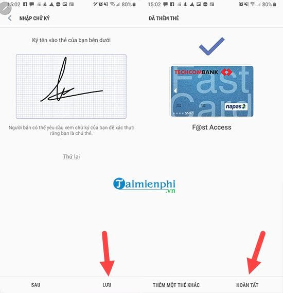 How to add a bank on Samsung Pay on Galaxy Note 9 6