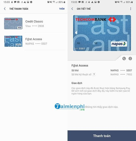 How to add a bank on Samsung Pay on Galaxy Note 9 7