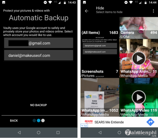 how to delete album photos from your android library 3