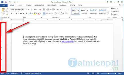 how to fix the word in word