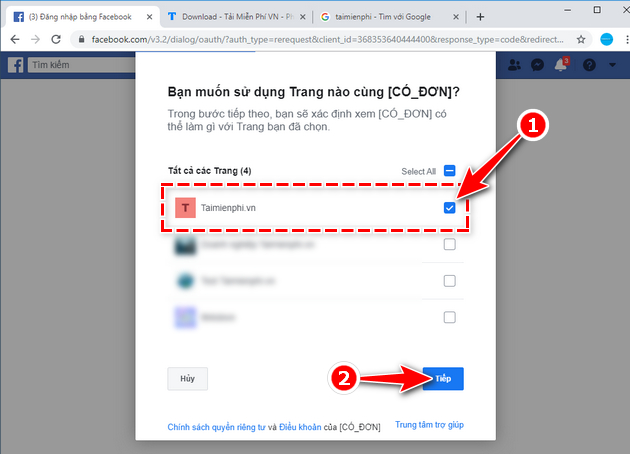 how to secure phone number on facebook fanpage 5