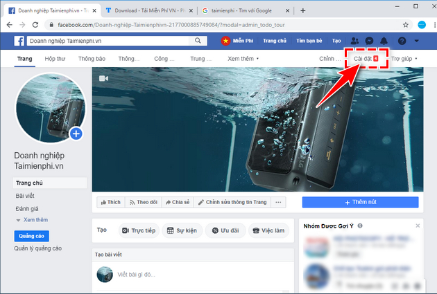how to automatically update your phone number on facebook 2