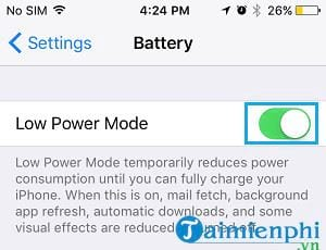 how to prevent battery life on iphone 3