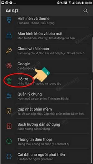 how to start a home video on samsung note 8 3