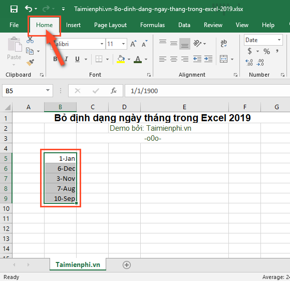 How to create a formula in Excel 2019 2