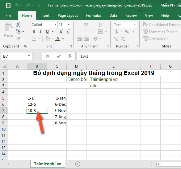 How to create a formula in Excel 2019 4