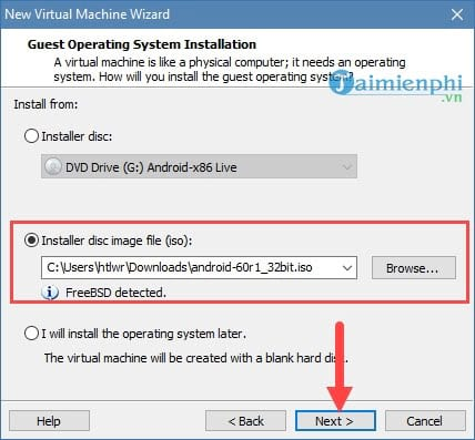how to install android x86 on pc 4
