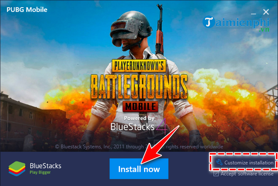 Install Bluestacks 4 on your computer