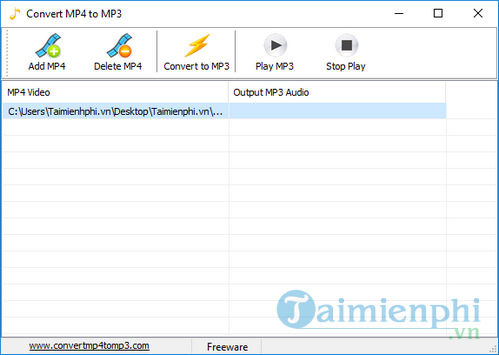 how to install convert mp4 to mp3 7