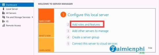 installing dns role in windows server 2012 2