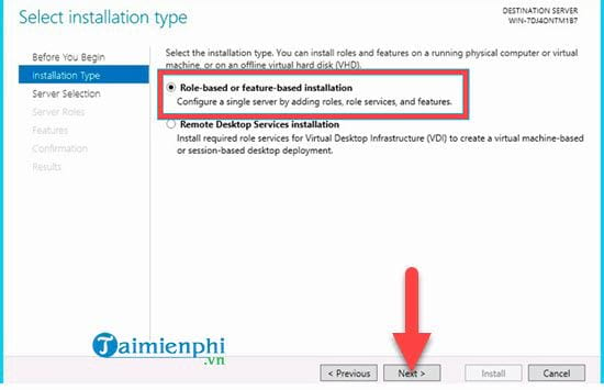installing dns role in windows server 2012 3