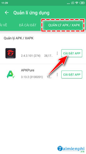 how to set up the file to download on android phone 4