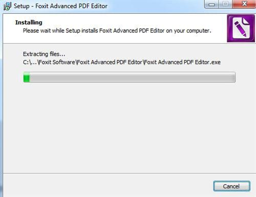 guide to foxit pdf editor
