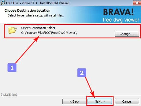 Install free dwg viewer on pc